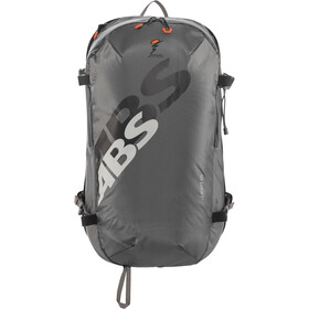 ABS s.LIGHT Compact Sac zippé 30l, rock grey
